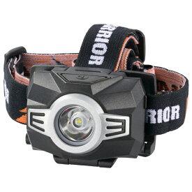 オーム電機 OHM ELECTRIC LEDヘッドライト LC-LW650-K [LED /単4乾電池×3 /防水]