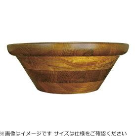ラ・ルース LaLuz ケヤキ サラダボール(ウォータープルーフ仕様) 40cm <PKG0102>