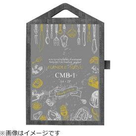 シンビ Shimbi シンビ ハンドル付メニューブック CMB-1 黒 <PMB3102>