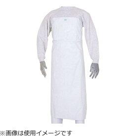 弘進ゴム KOHSHIN RUBBER クイックエプロン フリーサイズ 白 <SEPE301>