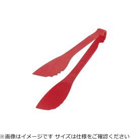 遠藤商事 Endo Shoji TKG マジックサービングトング 24cm レッド <BMS1423>