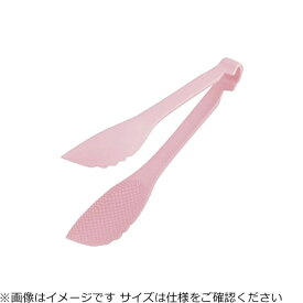 遠藤商事 Endo Shoji TKG マジックサービングトング 24cm ピンク <BMS1428>