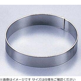 遠藤商事 Endo Shoji SA 18-0 手無目玉焼リング 6cm <BMD0414>