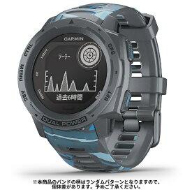 GARMIN ガーミン 010-02293-58 Instinct Dual Power Surf Edition Pipeline【point_rb】