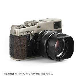 SHOTEN ショウテン カメラウッドグリップ XP3-GP (FUJIFILM X-Pro3用) ダークブラウン XP3-GP