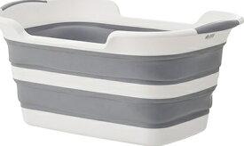 ロゴス LOGOS LOGOS たためる洗い桶(約幅60×奥行40×高さ27cm) 81442000