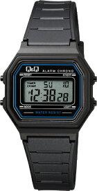 シチズンCBM CITIZEN CBM Q&Q デジタル腕時計 ブラック M173J009