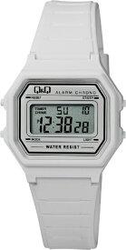 シチズンCBM CITIZEN CBM Q&Q デジタル腕時計 ホワイト M173J013
