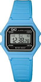 シチズンCBM CITIZEN CBM Q&Q デジタル腕時計 ブルー M173J014