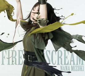 【2020年10月07日発売】 キングレコード KING RECORDS 水樹奈々/ FIRE SCREAM(仮)【CD】