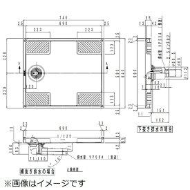 パナソニック Panasonic 全自動洗濯機用防水フロアー GB745[GB745] panasonic【洗濯機】
