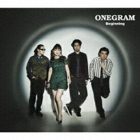 【2020年10月07日発売】 バウンディ ONEGRAM:Beginning初回生産限定【CD】