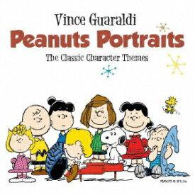 ユニバーサルミュージック ヴィンス・ガラルディ(p、vo)/ ピーナッツ・ポートレイツ 限定盤【CD】