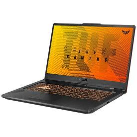 ASUS エイスース FA706II-R7G1650TBKS ゲーミングノートパソコン TUF Gaming A17 ボンファイヤ・ブラック [17.3型 /AMD Ryzen 7 /SSD:512GB /メモリ:16GB /2020年8月モデル]