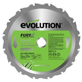 エボリューションパワーツール Evolution Power Tools evolution 万能切断チップソー evolution FURY190TCT