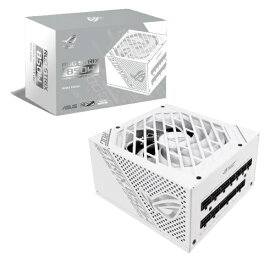 ASUS エイスース PC電源 ROG STRIX 850W WHITE EDITION [850W /ATX /Gold]