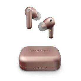 urbanista アーバニスタ フルワイヤレスイヤホン 41457 Rose Gold [リモコン・マイク対応 /ワイヤレス(左右分離) /Bluetooth /ノイズキャンセリング対応]