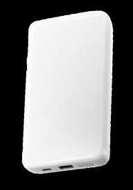 NTTドコモ NTT docomo 【ドコモ純正】USBモバイルバッテリー(10000mAh・2ポート)ポケットチャージャー 05 ホワイト [2ポート /USB-C /充電タイプ]