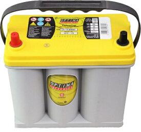 オプティマバッテリー OPTIMA BATTERIES 80B24R 国産車バッテリー YellowTop 【メーカー直送・代金引換不可・時間指定・返品不可】