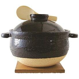 長谷製陶 かまどさん三合炊き NCT-01