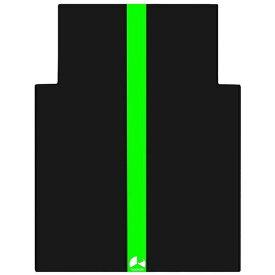 バウヒュッテ Bauhutte ゲーミングチェアマット [W1440xD1080xH2mm] グリーン BC-BCM-144N-GN