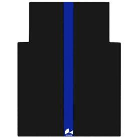 バウヒュッテ Bauhutte ゲーミングチェアマット [W1440xD1080xH2mm] ブルー BC-BCM-144N-BU