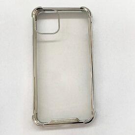 ビジョンネット Mercury WONDER PROTECTCase iPhone11ProMax VNWON11PMSV シルバー