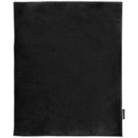 バウヒュッテ Bauhutte デスクごとチェアマット カーペットタイプ [W1300xD1600xH11mm] ブラック BC-BCM-160C-BK