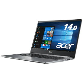 ACER エイサー SF114-32-A14U/S ノートパソコン Swift 1 スパークリーシルバー [14.0型 /intel Celeron /SSD:256GB /メモリ:4GB /2020年8月モデル]