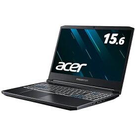 ACER エイサー PH315-53-A73Y7 ノートパソコン Predator Helios 300 アビサルブラック [15.6型 /intel Core i7 /SSD:512GB /メモリ:32GB /2020年8月モデル]