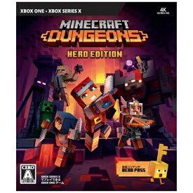 マイクロソフト Microsoft Minecraft Dungeons Hero Edition【Xbox One】