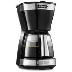 デロンギ Delonghi ICM12011J-BK アクティブ ドリップコーヒーメーカー インテンスブラック