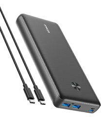 アンカー・ジャパン Anker Japan Anker PowerCore III Elite 25600 60W black A1290011