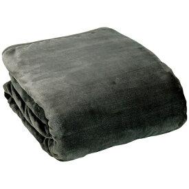 広電 KODEN CCBR803HS 電気毛布 消臭機能デオテックス搭載モデル グレー [シングルサイズ /掛・敷毛布]
