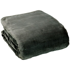 広電 KODEN CCBR103HDS 電気毛布 消臭機能デオテックス搭載モデル グレー [ダブルサイズ /掛・敷毛布]