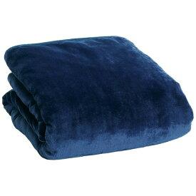 広電 KODEN CCBR804NS 電気毛布 消臭機能デオテックス搭載モデル ネイビー [シングルサイズ /掛・敷毛布]