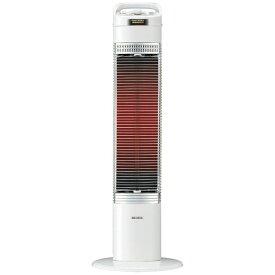 コロナ CORONA 遠赤外線ブラックセラミックコーティングシーズヒーター コアヒートスリム ホワイト DH-920R [シーズヒーター /首振り機能][電気ストーブ 電気ヒーター]