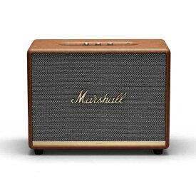 Marshall マーシャル ブルートゥーススピーカー WOBURN-BT2BROWN ブラウン [Bluetooth対応]