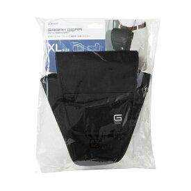 エレコム ELECOM GRAPH GEAR/ジャケットケース/L120/ブラック DGB-SJ01L120BK