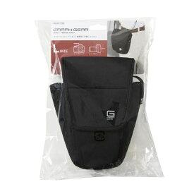 エレコム ELECOM GRAPH GEAR/ジャケットケース/M110/ブラック DGB-SJ01M110BK
