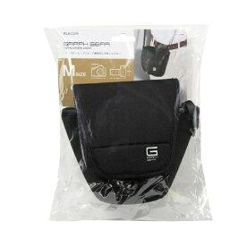 エレコム ELECOM GRAPH GEAR/ジャケットケース/M80/ブラック DGB-SJ01M80BK