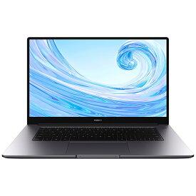 HUAWEI ファーウェイ BOBWAHH58BNCWNUA ノートパソコン MateBook D 15 Intel スペースグレー [15.6型 /intel Core i5 /SSD:256GB /メモリ:8GB /2020年8月モデル]