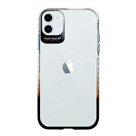 サムライワークス SAMURAI WORKS iPhone 11 Ultra Protect Case グラデーション(ホワイト・パープル) Hash feat.#F HF-CTIXIR-4G02