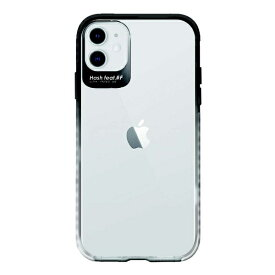 サムライワークス SAMURAI WORKS iPhone 11 Ultra Protect Case グラデーション(グレイ・ホワイト) Hash feat.#F HF-CTIXIR-4G04