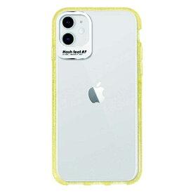 サムライワークス SAMURAI WORKS iPhone 11 Ultra Protect Case ゴールドグリッター Hash feat.#F HF-CTIXIR-4H01