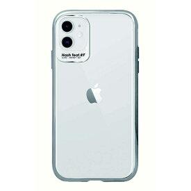 サムライワークス SAMURAI WORKS iPhone 11 Ultra Protect Case シルバー Hash feat.#F HF-CTIXIR-06SV