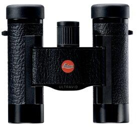 ライカ Leica ライカ ウルトラビット 8X20 レザー、ブラック