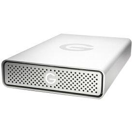 HGST エイチ・ジー・エス・ティー 0G10512 外付けHDD USB-A接続 G-Drive USB G1(Mac用) [14TB /据え置き型]