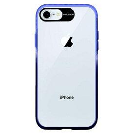 サムライワークス SAMURAI WORKS iPhone SE Ultra Protect Case グラデーション(パープル・ダークパープル) HF-CTISE2-4G03