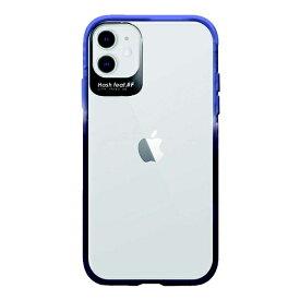 サムライワークス SAMURAI WORKS iPhone 11 Ultra Protect Case グラデーション(パープル・ダークパープル) Hash feat.#F HF-CTIXIR-4G03